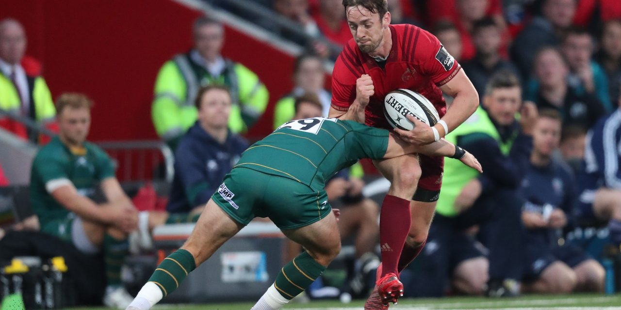 Munster kick off preseason campaign with 32-28 win over London Irish
