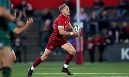 WATCH: Highlights of Munster's 32-28 win over London Irish