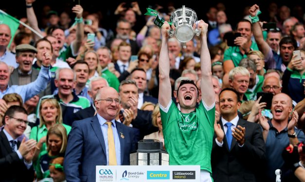 WATCH: Kiely's heroes end 45 year famine as Limerick win All-Ireland Final