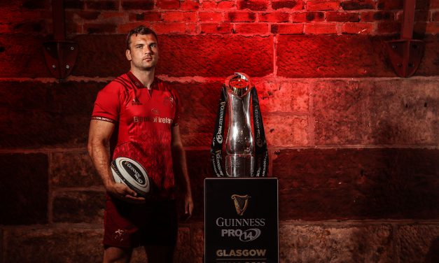 Arnold the only change in Munster team for Glasgow