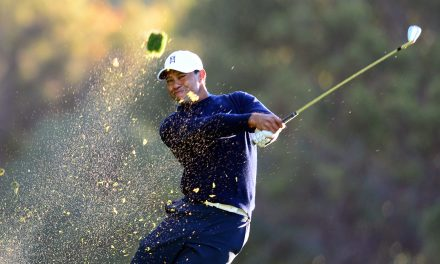 """Tiger Woods """"It was a pretty cool result last weekend for JP & Limerick"""