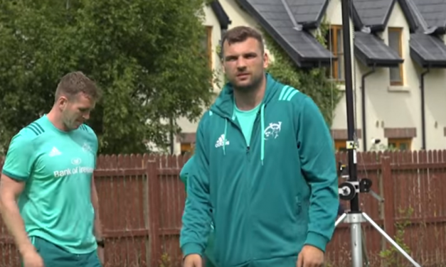WATCH – An insight into Munster Rugby's preseason