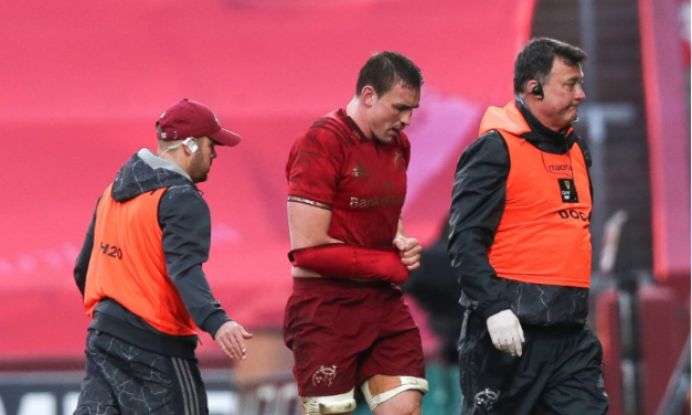 Tommy O'Donnell returns from injury to captain Munster against London Irish