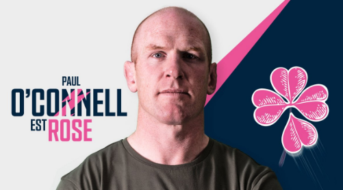 Paul O'Connell adds to Limerick flavour at Stade Francais