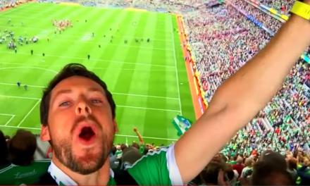 WATCH – Limerick fan's 'hurling pilgrimage' from Dubai to watch senior hurlers end 45 year wait