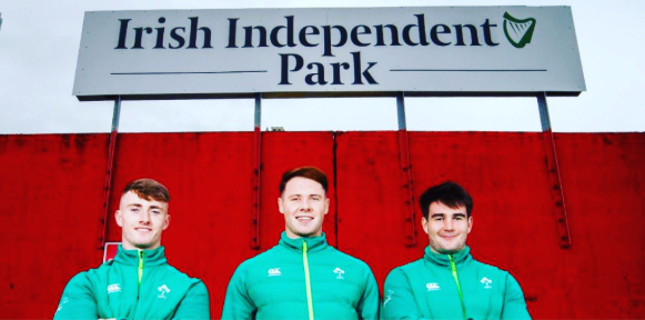 Ireland U20's to play Home 6 Nations games in Irish Independent Park in 2019