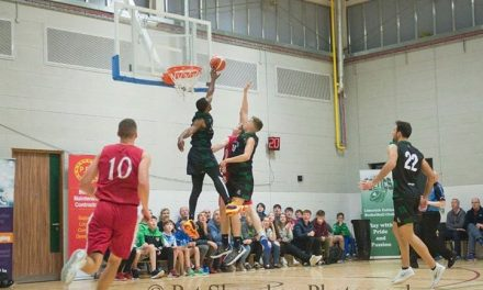 Limerick Celtics beat Carlow IT to record back to back wins