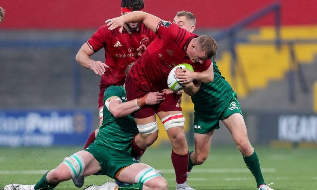 Munster A announce side to face Ospreys in Celtic Cup