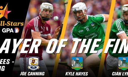 Kyle Hayes and Cian Lynch nominated for PwC Player of the All-Ireland Final