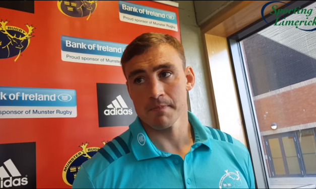 WATCH – O'Donnell on Munster's attack and Arno Botha