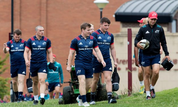 Munster's squad depth the best it's been for a decade.