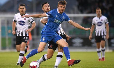 Dundalk ease to victory against Limerick FC in the Irish Daily Mail FAI Cup