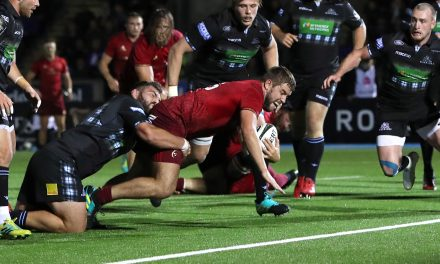 WATCH: Awful first half costs Munster as Glasgow claim Pro14 win
