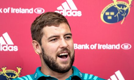 WATCH: Rhys Marshall on new faces at improving Munster