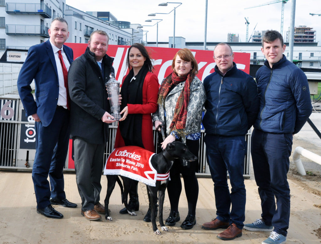 Ladbrokes Easter Cup 2019 launch