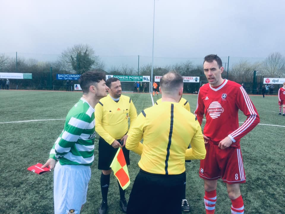 3865277a93b52 ... centres around the eligibility of the player who won the second  penalty, Sosuke Kimura. Kimura has been playing in the Limerick District  League for the ...