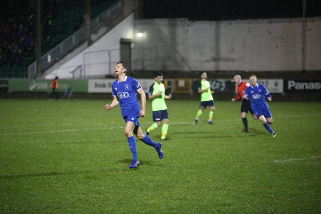 Cabinteely next up for Super Blues
