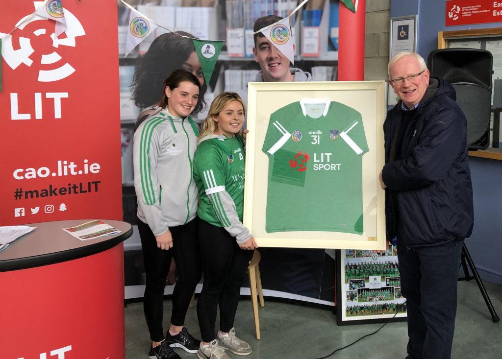 LIT Camogie Launch