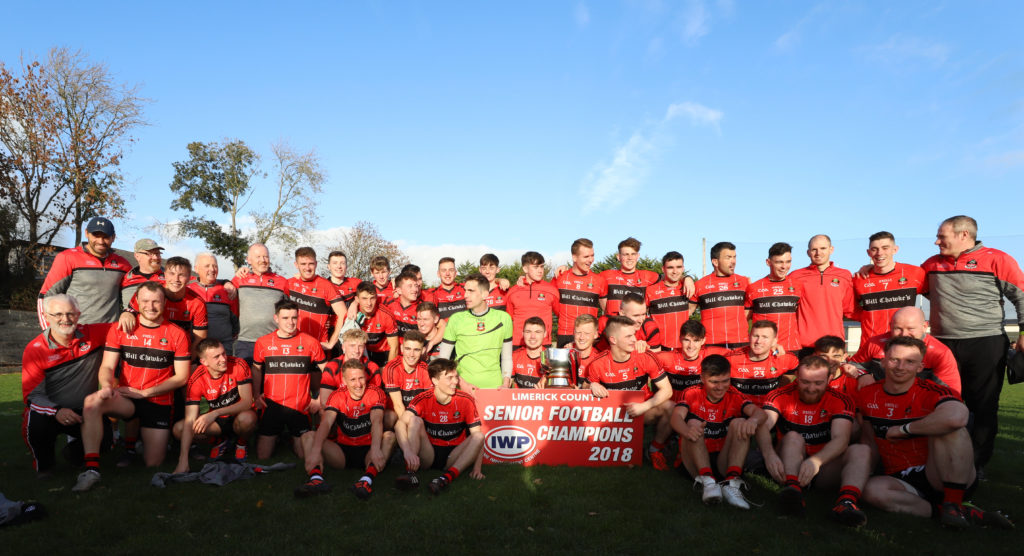 Ballylanders v Newcastlewest 2018 Limerick SFC Final 3-IMG_8040